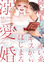 純白ドレスに赤い糸 キスからはじまる溺愛婚の1巻をrarやZIPより安全に手に入れる方法